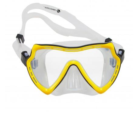 Silicone Dive Mask - (MZDSDM2-YL)