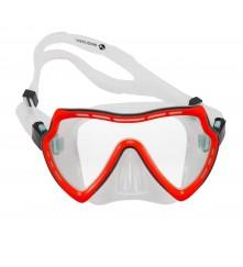 Silicone Dive Mask - (MZDSDM2-RD)