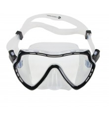 Silicone Dive Mask - (MZDSDM2-BK)