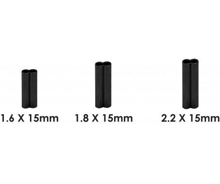 Copper Sleeve-Double-Black - SLEEVECD-XXBK