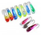 Fishing Spoon with Double Hooks (Size: 1)- MZFSD1-XX