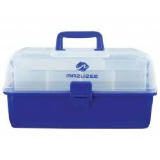 Three Layer Multifunctional Fishing Tackle Box - MZTB-07