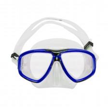 Silicone Dive Mask (Premium Silicone) - MZDSDM4-BL