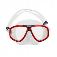 Silicone Dive Mask (Premium Silicone) - MZDSDM4-RD