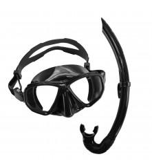 Free Dive / Spear Fishing Snorkeling Set - MZDCS4-BK