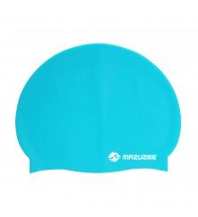 Kids Swim Cap (100% Silicone) - MZSC1-BBC