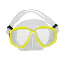 Silicone Dive Mask (Premium Silicone) - MZDSDM4-YL