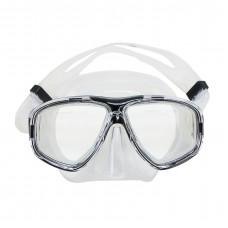 Silicone Dive Mask (Premium Silicone) - MZDSDM4-BK