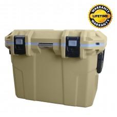 Cooler Box 47 LTR Desert Tan