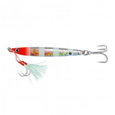 Jig Lure with Assist Hook and Treble Hook  (160G / 200G)