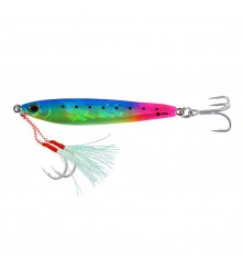 Jig Lure with Assist Hook and Treble Hook  (25G / 35G / 50G / 80G / 100G)