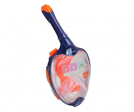Full-Face Snorkel Mask - MZDFFMX-BKO