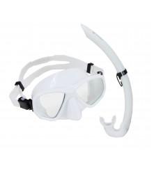 Free Dive / Spear Fishing Snorkeling Set - MZDCS4-WH