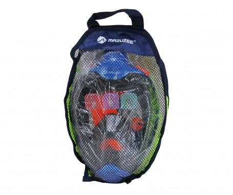 Full-Face Snorkel Mask - MZDFFMX-BLB