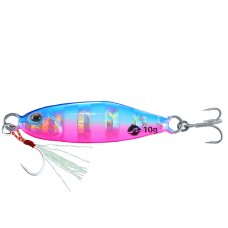 Jig Lure with Assist Hook and Treble Hook  (5G / 7G / 10G)
