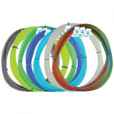 Supersoft Fishing Line (100X5 Coils Connected) - FLINE-XXXX