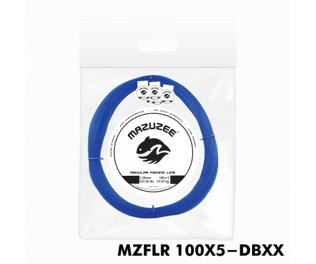 Regular Fishing Line - MZFLR 100X5 XXXX(Coil Connected)