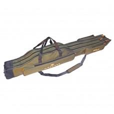3 Layer Heavy Duty Fishing Rod Bag - MZRBXXX-3LYRHD