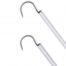 Aluminum Gaff Hook (Stainless Steel Hook) - MZFAGH-X