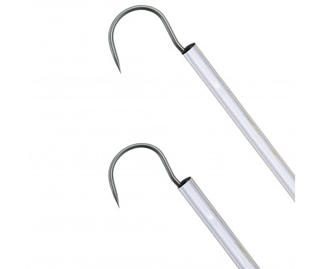 Aluminum Gaff Hook (Stainless Steel Hook) - MZFAGH-X