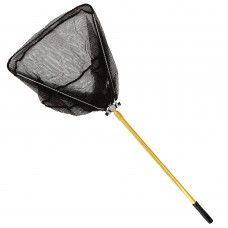 Telescopic and Folding Landing Net - 220cm (2 Sections) - Gold