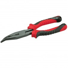 Spring Loaded Bent Nose Pliers