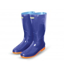 Fishing Rubber Boots Blue - (FRB-BL-XX)