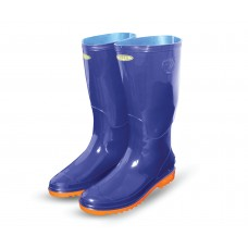 Fishing Rubber Boots Blue