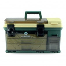3-Drawer Fishing Tackle Box
