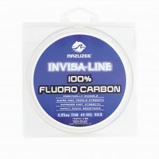 Invisa-Line Fluorocarbon (50 Meter) - MZFCC-XXMM