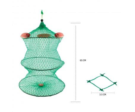 Nylon Fishing Basket - 65cm - MZFBR1