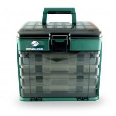 4-Drawer Fishing Tackle Box