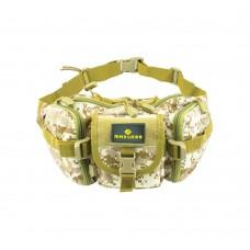 Waist Pack Bag - 4 Centre Pocket