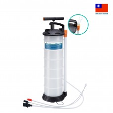 Manual Fluid Extractor 6.5 Litres - (MZMFE-6.5L)