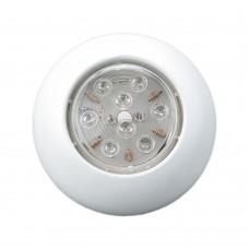 LED PUSH-ON / OFF LIGHT (SM) - 00165-WH