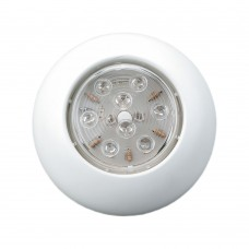 LED Push - ON / OFF Light (SM) - (00165-WH)