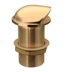 Brass Scupper vent