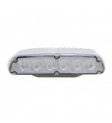 Deck Light LED Flood Type - (01619-WH)