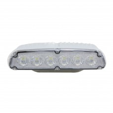 Deck Light LED Flood Type - (01619-WH)