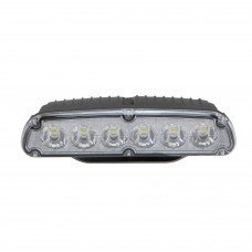 Deck Light LED Flood Type - (01619-BK)