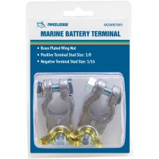 Marine Battery Wing Nut Terminals - MZMBT001