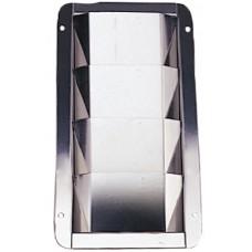 Louvered Ventilator S.S. - 4 Louver
