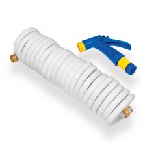 Coiled Hose With Nozzle (62394)