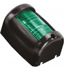 LED Mini Green Starboard Navigation Light - (00011-BKLD)