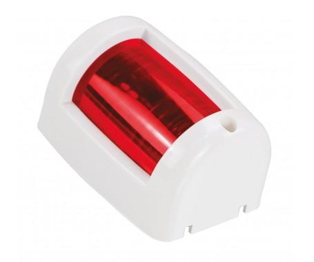 LED Mini Red Port Navigation Light - (00021-WHLD)