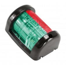 LED Mini Red & Green Combination Navigation Light - (00051-BKLD)