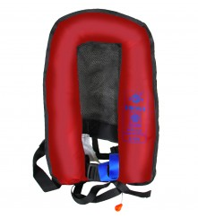 150N Inflatable Life Jacket Double Chamber SOLAS Approved - RSY-150TS - (RSY-150TS-1)
