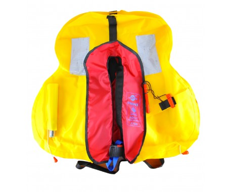 275N Inflatable Life Jacket SOLAS Approved - (RSY-275S)