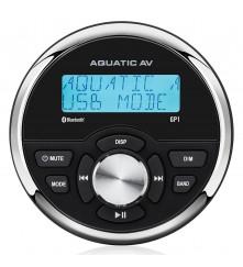 Aquatic Av Gauge Size Waterproof Marine Stereo GP1