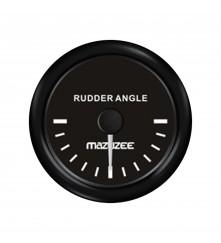 Rudder Angle Gauge - Black